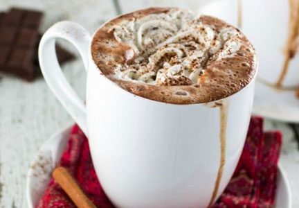 Pinterest Mexican hot chocolate