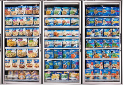 Pinnacle Foods frozen foods