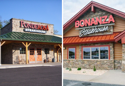 Fat Brands To Buy Ponderosa Steakhouse Parent For 105 Million
