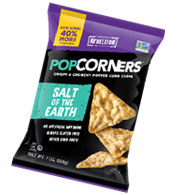 Popcorners, Our Little Rebellion snacks, BFY Brands