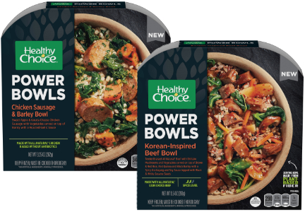 Healthy Choice Power Bowls, Conagra Brands