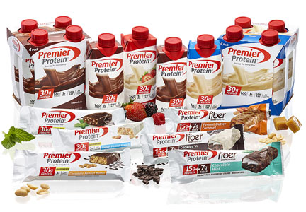 Premier Protein products, Post Holdings