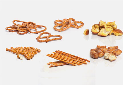 Pretzel shapes