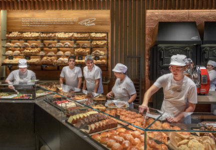 Princi Bakery at Starbucks Reserve