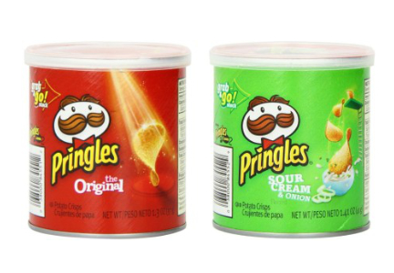 Pringles small stacks, Kellogg