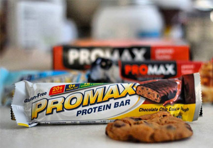 Promax Nutrition protein bars