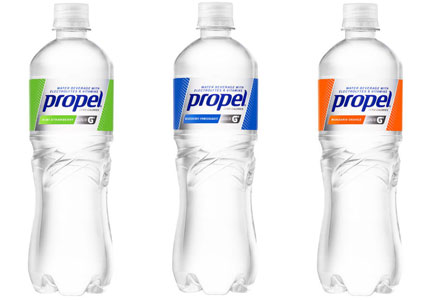 Pepsico Propel Fitness Water