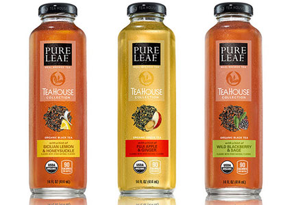 Pepsico Pure Leaf Tea Tea House