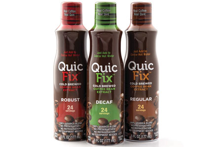 Quic Fix energy drinks