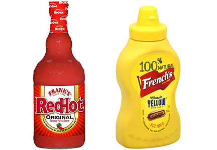 Reckitt Benckiser - French's Mustard and Frank's Red Hot Sauce