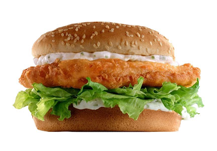 Carl's Jr. and Hardee's Redhook Beer-Battered Cod Sandwich