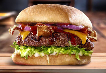 Red Robin Southern Charm burger