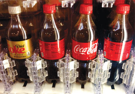 Reducing added sugars in beverages