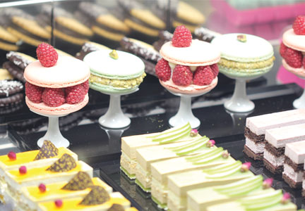 Retail bakery trends