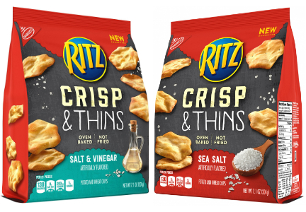 Ritz Crisp & Thins, Mondelez