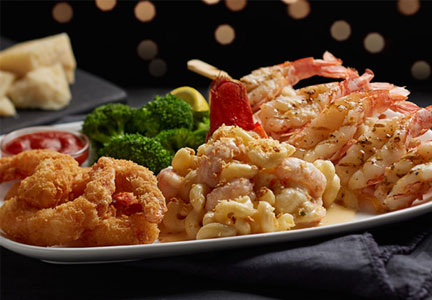 Red Lobster holiday wild-caught fish