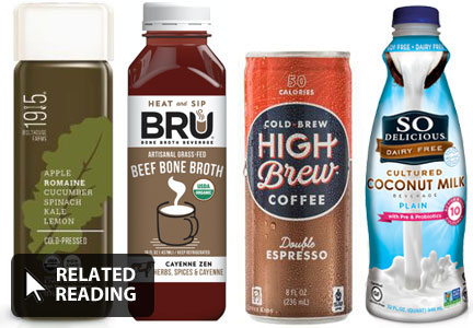 Better-for-you beverage trends