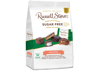 Russell Stover Sugar Free chocolate, assorted