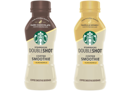 Starbucks Coffee Smoothie bottled