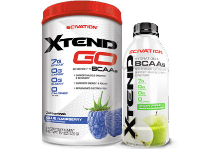 Scivation XTEND products