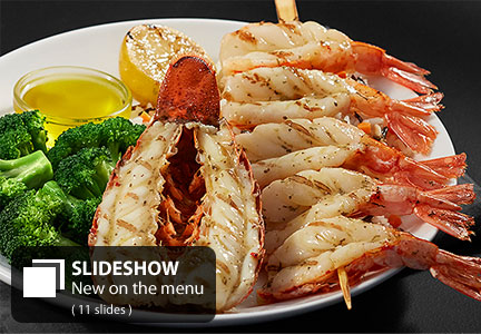 Red Lobster Lobster Mix & Match