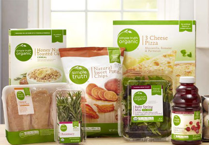 Kroger Simple Truth and Simple Truth Organic brand products