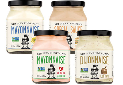 Sir Kensington's mayonnaise varieties