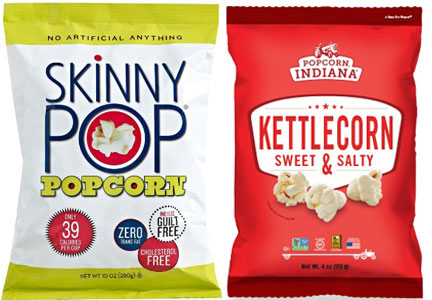 Skinnypop and Popcorn, Indiana popcorn