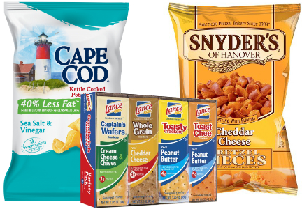 Snyder's-Lance core brands