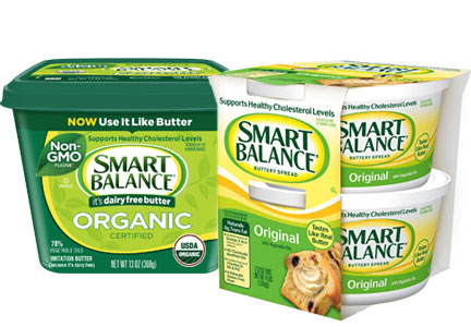 Smart Balance spreads, Pinnacle Foods