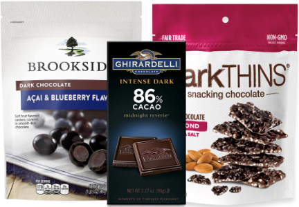 Snacking chocolate, clean label confectionery