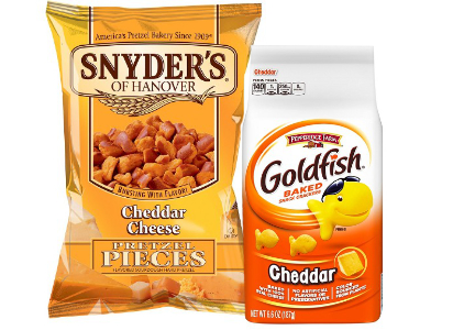 Campbell Soup, Snyder's-Lance shares rise on deal report