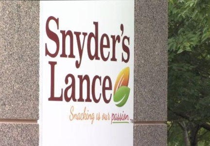 Snyder's-Lance headquarters sign