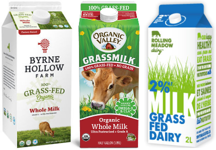 State of the industry: Dairy, grass-fed milk