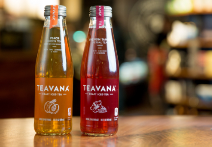 Starbucks ready-to-drink Teavana tea