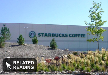Starbucks investing $50 million in distribution facility expansion