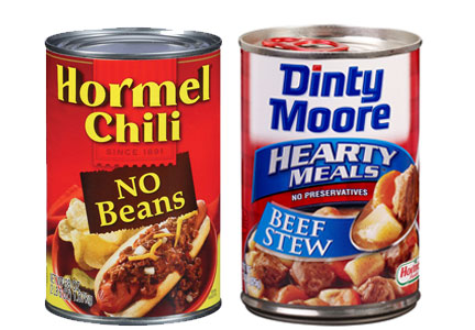 Dinty Moore Stew, Hormel Chili