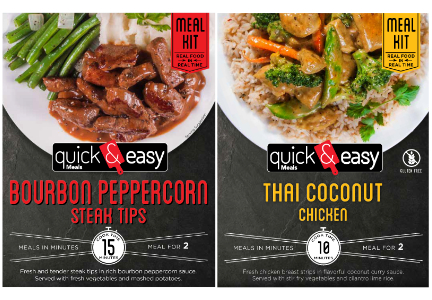 Supervalu Quick & Easy meal solutions