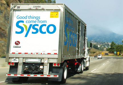 Sysco considers life with - or without
