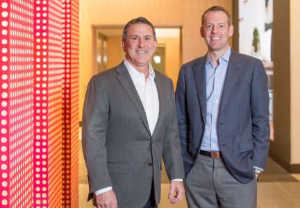 Target Chairman and CEO Brian Cornell and Shipt founder and CEO Bill Smith