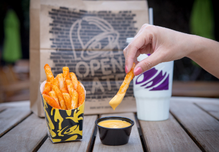 Taco Bell Nacho Fries