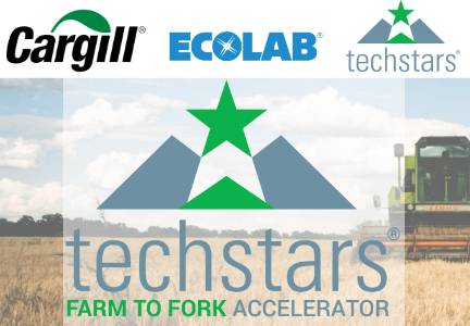 Cargill Techstars Farm to Fork