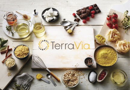 Terravia algae products