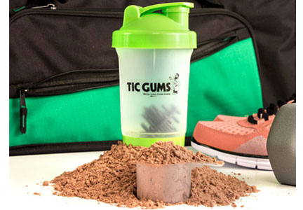 TIC Gums protein powder