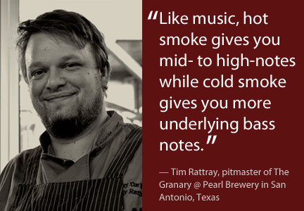 Tim Rattray, The Granary @ Pearl Brewery