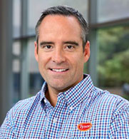 Tom Hayes, Tyson Foods