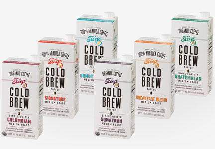 TreeHouse Foods cold brew coffee