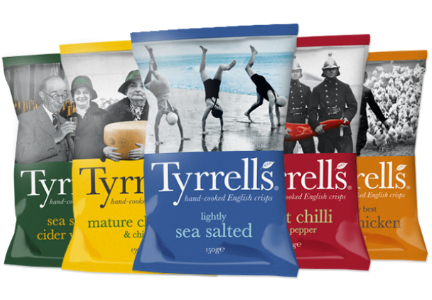 Tyrell's products, Amplify Snack Brands