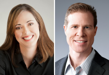 Monica McGurk and Andy Callahan, Tyson Foods