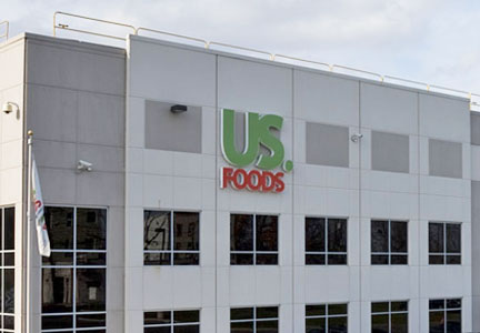 US Foods Perth Amboy, N.J. facility